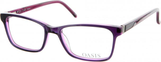 Oasis Nigella glasses in Purple