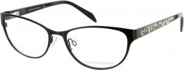 Julien MacDonald JMD0018 glasses in Black