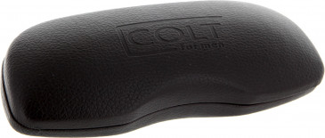 Colt glasses case in Dark Brown