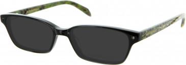 Julien MacDonald JMD0038 sunglasses in Black