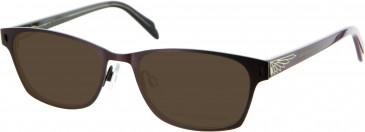 Julien MacDonald JMD0012 sunglasses in Brown
