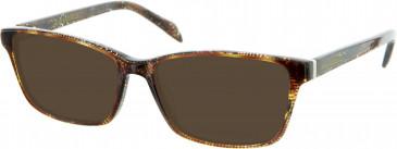 Julien MacDonald JMD0039 sunglasses in Brown