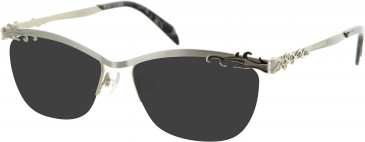 Julien MacDonald JMD0016 sunglasses in Gold