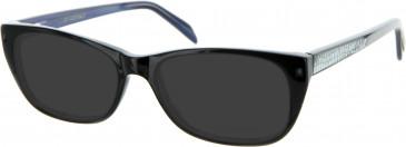 Julien MacDonald JMD0014 sunglasses in Blue
