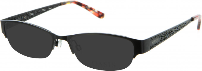 Oasis Privet sunglasses in Black