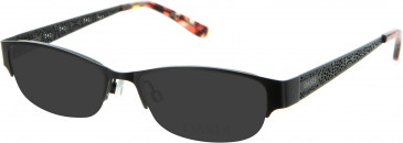 Oasis Small Metal Ready-Made Reading Sunglasses