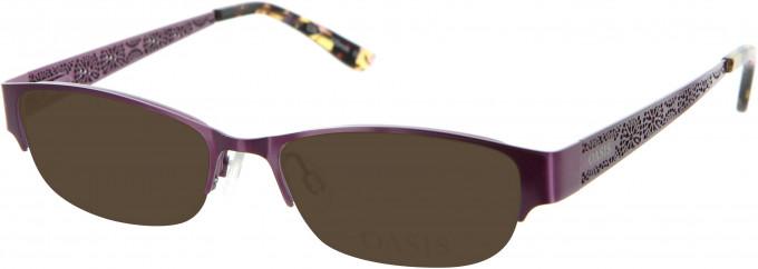 Oasis Privet sunglasses in Purple