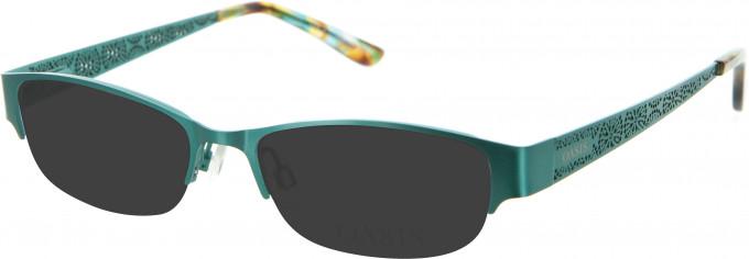 Oasis Privet sunglasses in Turquiose