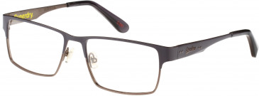 Superdry SDO-TIMOTHY Glasses in Matte Purple/Blue Crystal