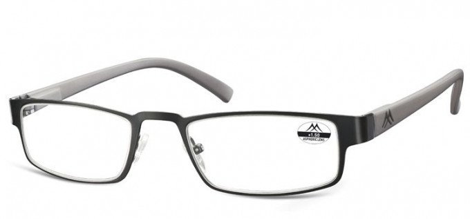 SFE Ready-Made Reading Glasses in Gunmetal