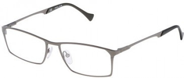 Police VPL047 Glasses in Shiny Gunmetal