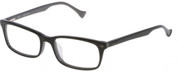 Police VPL057N Glasses in Black/Grey