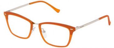 Police VPL284 Glasses in Shiny Gunmetal