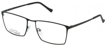Police Metal Ready-Made Reading Glasses