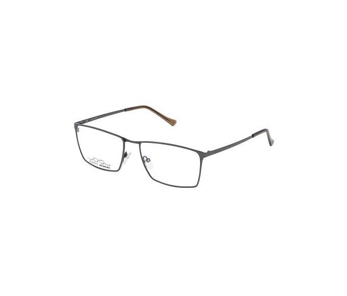 Police VPL243 Glasses in Shiny Gunmetal