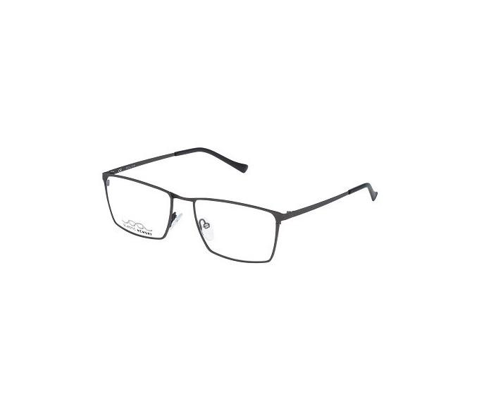 Police VPL243 Glasses in Matt Gunmetal