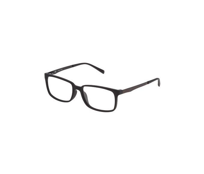 Police VPL259 Glasses in Black