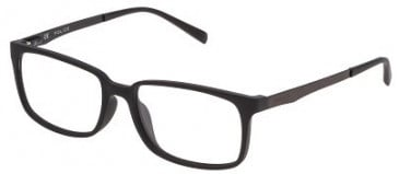 Police Plastic Ready-Made Reading Glasses