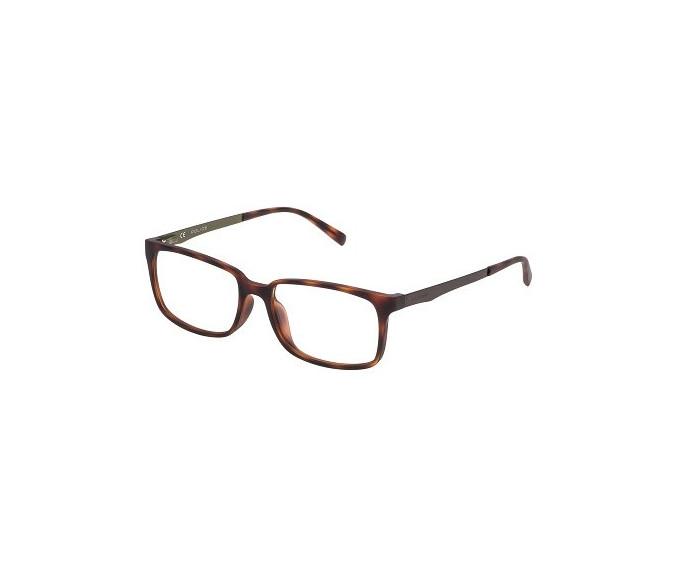 Police VPL259 Glasses in Havana