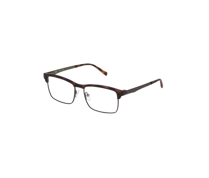 Police VPL260 Glasses in Havana
