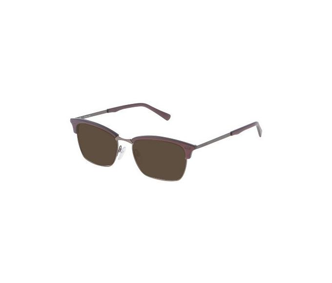c75156931b Police VPL135 Sunglasses in Black Spotted Red Havana