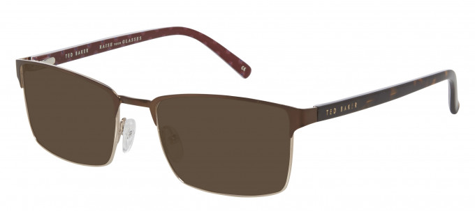 Ted Baker Sunglasses TB4242 in Brown/Gold