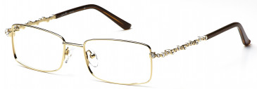 Ca Va CV19 Glasses in Gold