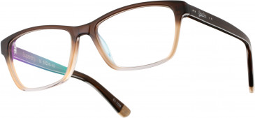 Superdry SDO-LEIGH Glasses in Gloss Brown/Amber/Peach Triple Fade