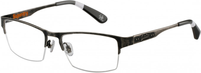 Superdry SDO-JIMMY Glasses in Matt Silver Antique