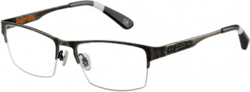 Superdry SDO-JIMMY Glasses in Matt Silver Antique