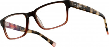 Superdry SDO-PATTON Glasses in Gloss Brown Fade
