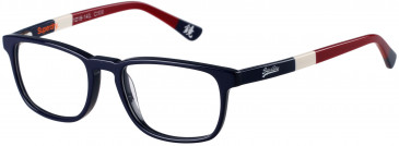 Superdry SDO-LINCOLN Glasses in Blue Camouflage