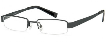 BMX TEEN Metal Kids Glasses in black