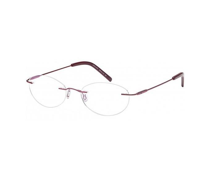 SFE 8350 glasses in Burgundy