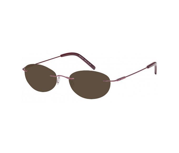 SFE 8350 sunglasses in Burgundy