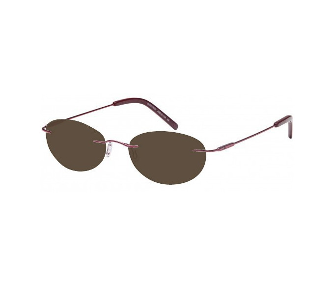 SFE 8350 sunglasses in Burgundy