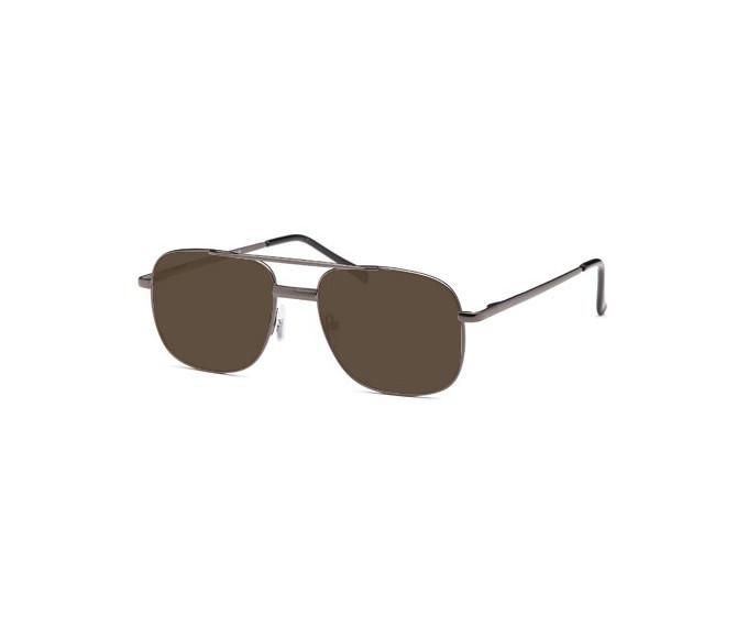 SFE 0112 sunglasses in gunmetal