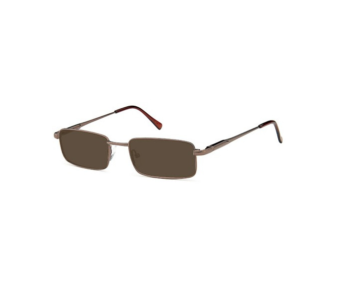 SFE 0120 sunglasses in bronze