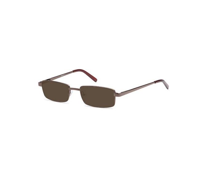 SFE 0121 sunglasses in bronze