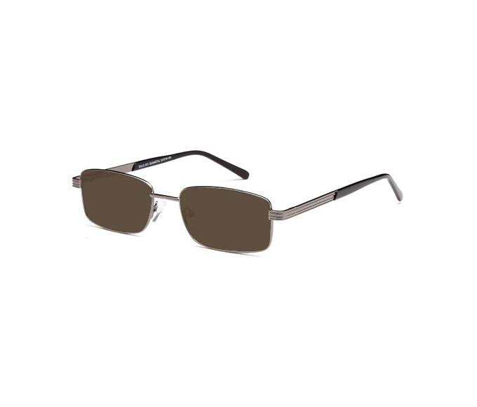 SFE 0125 sunglasses in gunmetal
