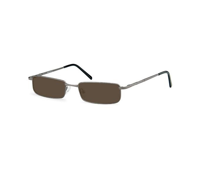 SFE-8392 sunglasses in gunmetal