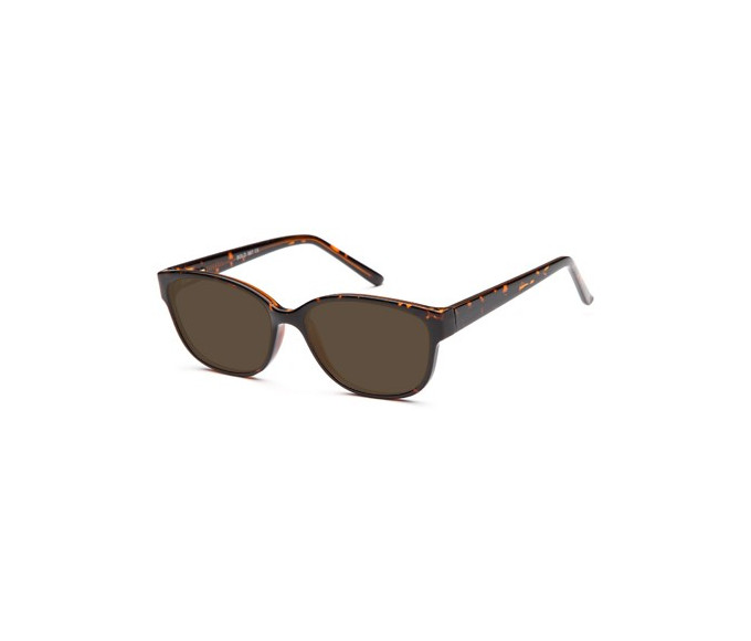 SFE-8415 sunglasses in havana