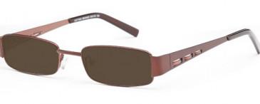 SFE-8925 sunglasses in bronze