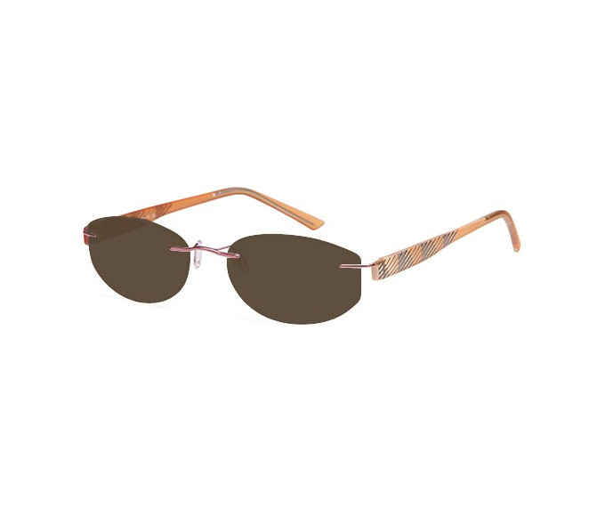 SFE-8338 sunglasses in pink