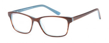 SFE-9529 glasses in Brown/blue