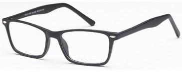 SFE-9600 glasses in Black