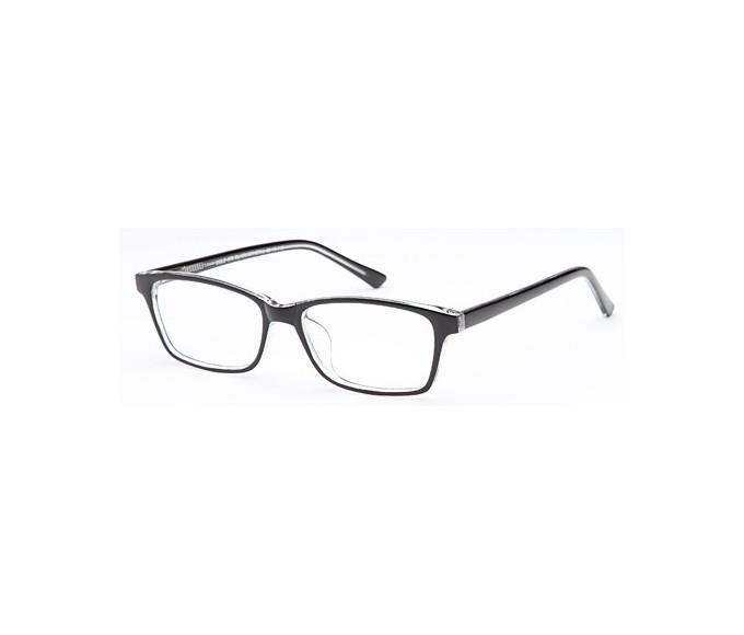 SFE-9607 glasses in Black/Crystal