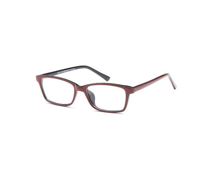 SFE-9607 glasses in Red/Black