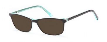 SFE (9528) Small Prescription Sunglasses
