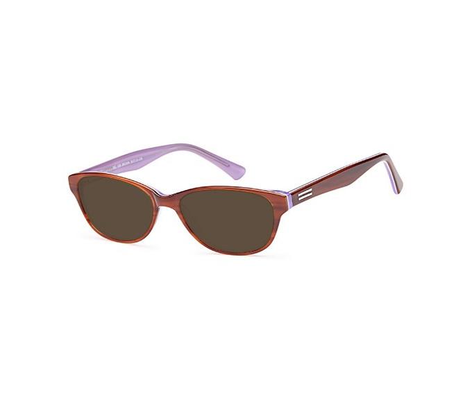 SFE-9545 sunglasses in Brown